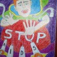 Pasaulinės AIDS dienos viktorina-protmūšis