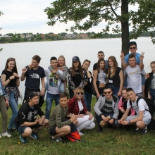 "Youth exchange project ""Bridge of friendship""  (II)"