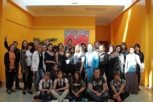 Mokinių taryba 2011-2012 m.m.