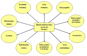 tevu informavimo modelis